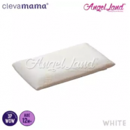 image of Clevamama Replacement Toddler Pillow Cover - White - CM7222