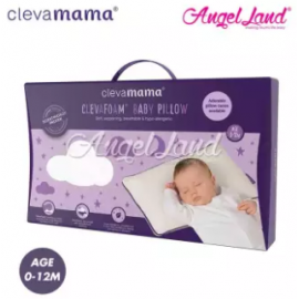 image of Clevamama Clevafoam Baby Pillow (CLE-3102)