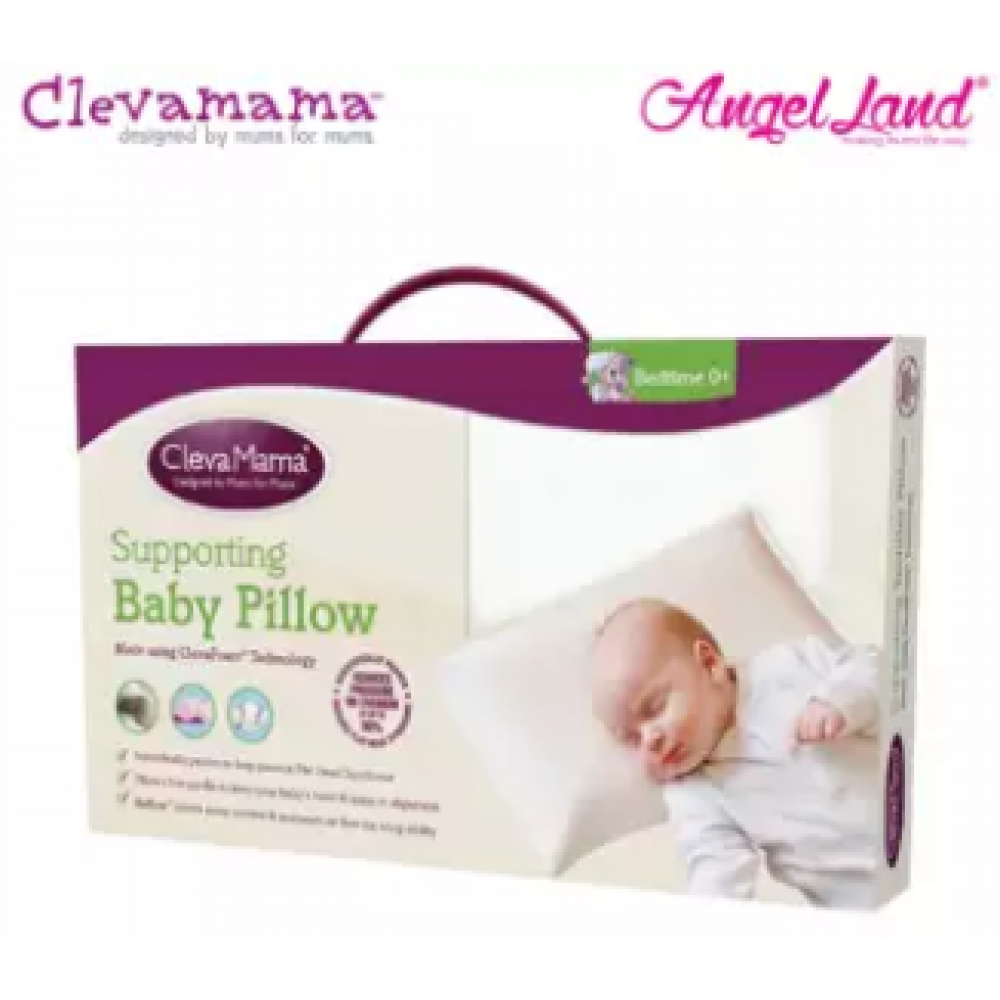 Clevamama ClevaFoam Baby Pillow - CM7201