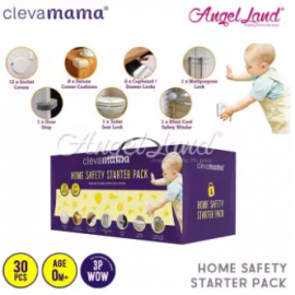 image of Clevamama 30pcs Home Safety Starter Pack-CM3057