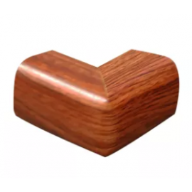 image of Clevamama Wood Finish Corner Cushions-CM7107