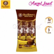 image of OLDTOWN White Coffee 3-in-1 Classic Instant Premix White Coffee Convenient Pack (3'S X 1)