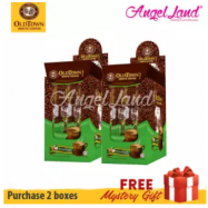 image of OLDTOWN White Coffee 3-in-1 Hazelnut Instant Premix White Coffee Convenient Box (3'S X 10)  (2 Boxes)[FOC Mystery Gift)