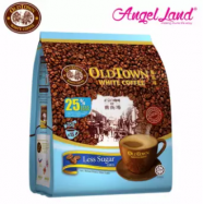 image of OLDTOWN White Coffee 3in1 Instant Premix White Coffee - Less Sugar (1pack)