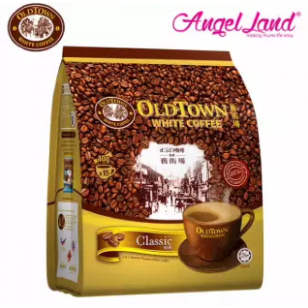 OLDTOWN White Coffee 3in1 Instant Premix White Coffee - Classic (1pack)
