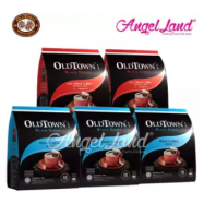 image of OLDTOWN Black Series Black Coffee (3packs) + OLDTOWN Black Series 2 in 1 Black Coffee with Sugar Added (2 packs)