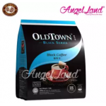 OLDTOWN Black Series Black Coffee (3packs) + OLDTOWN Black Series 2 in 1 Black Coffee with Sugar Added (2 packs)