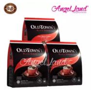 image of OLDTOWN Black Series 2 in 1 Black Coffee with Sugar Added (3 Packs)