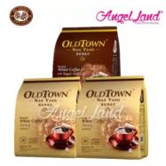 image of OLDTOWN Nan Yang White Coffee O Kosong (2packs) + With Sugar Added (1 pack)