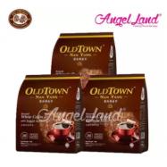 image of OLDTOWN Nan Yang White Coffee O With Sugar Added (3 packs)