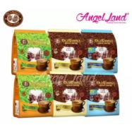 image of OLDTOWN White Coffee 6 packs Less Sugar (2packs) + Sugar Cane (2packs) + Milk Tea (2packs)