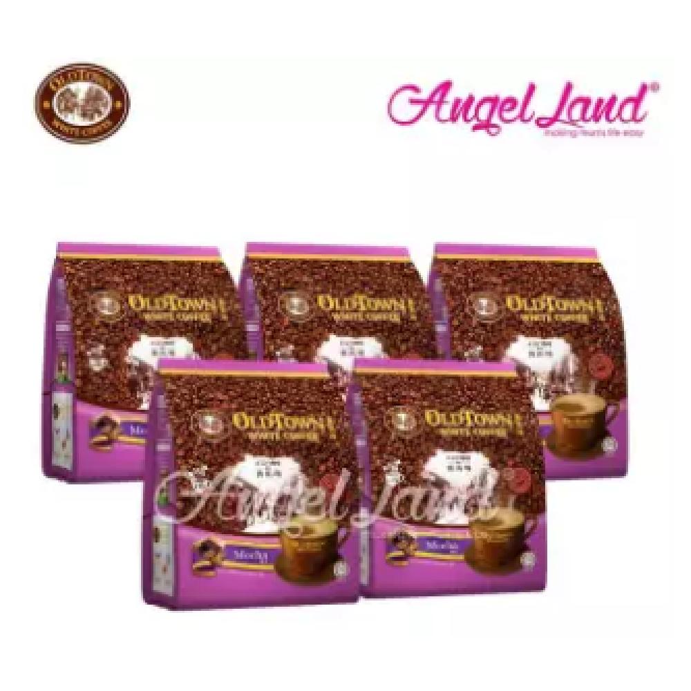 OLDTOWN White Coffee Mocha 5 packs