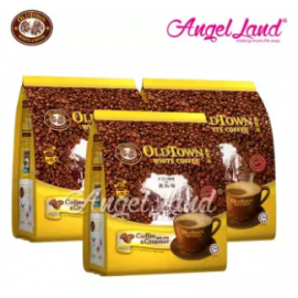 image of OLDTOWN White Coffee 3 in 1 Instant Premix White Coffee x 3Packs Coffee & Creamer