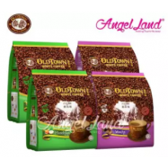 image of OLDTOWN White Coffee 3 in 1 Instant Premix White Coffee x2Packs Hazelnut + x2Packs Mocha