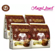 image of OLDTOWN White Coffee 3 in 1 Instant Premix White Coffee x 4Packs Cane Sugar