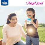 Friso Gold Young Explorer Step 3 Milk Powder (1+years) 400gx3 (3 packs) Free Pillow Random x 1