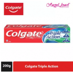 Colgate Triple Action Toothpaste 200g [Bundle of 2]
