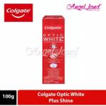 Colgate Optic White Plus Shine Whitening Toothpaste 100g [Bundle of 3]