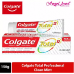 Colgate Total Professional Clean Mint Toothpaste 150g [Bundle of 3]