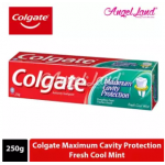 Colgate Maximum Cavity Protection Fresh Cool Mint Toothpaste 250g [Bundle of 3]