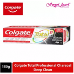Colgate Total Professional Charcoal Deep Clean Toothpaste 150g
