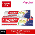 Colgate Total Professional Whitening Toothpaste 150g