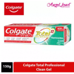 Colgate Total Professional Clean Gel Toothpaste 150g