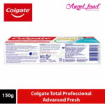 Colgate Total Professional Advanced Fresh Toothpaste 150g