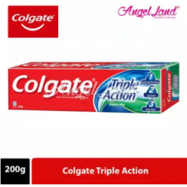 image of Colgate Triple Action Toothpaste 200g
