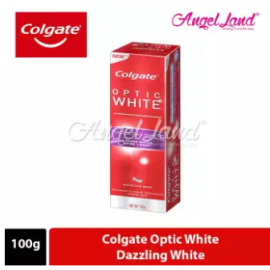 image of Colgate Optic White Whitening Toothpaste 100g