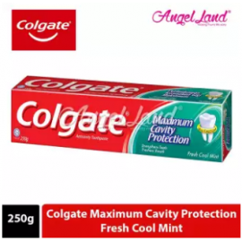 image of Colgate Maximum Cavity Protection Fresh Cool Mint Toothpaste 250g