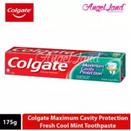 image of Colgate Maximum Cavity Protection Fresh Cool Mint Toothpaste 175g