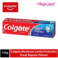 image of Colgate Maximum Cavity Protection Great Regular Flavour Toothpaste 175g