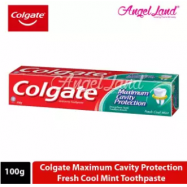 image of Colgate Maximum Cavity Protection Fresh Cool Mint Toothpaste 100g