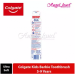 Colgate Kids Toothbrush 5-9 Years (Ultra Soft) - Barbie