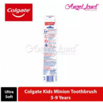 Colgate Kids Toothbrush 5-9 Years (Ultra Soft) - Minion