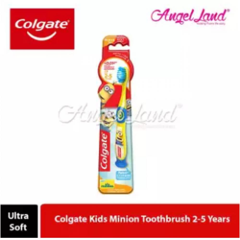Colgate Kids Toothbrush 2-5 Years (Ultra Soft) - Minion