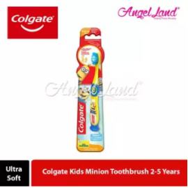 image of Colgate Kids Toothbrush 2-5 Years (Ultra Soft) - Minion