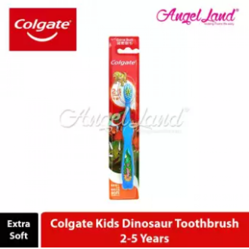 Colgate Kids Toothbrush 2-5 Years (Ultra Soft)