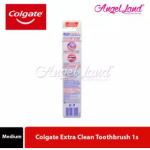 Colgate Extra Clean Toothbrush 1s