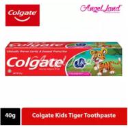 image of Colgate Kids Tiger Toothpaste 40g