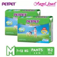 image of PETPET DayNight Pants Mega Packs M76/L66/XL56/XXL48 (2Packs)