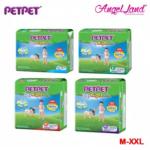 PETPET DayNight Pants Mega Packs M76/L66/XL56/XXL48 (2Packs)