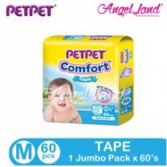 image of PETPET Comfort Tape Mega Pack M60/L50/XL40 (1 Pack)