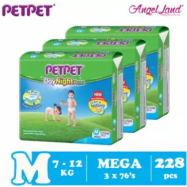 image of PetPet DayNight Pants Mega Pack M76/L66/XL56/XXL48 (3Packs)
