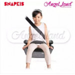 Snapkis Maxi Comfort Booster Seat for Children (15-36kg/4-12 Years)
