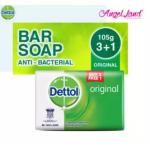 Dettol Body Soap Original 105g 3+1