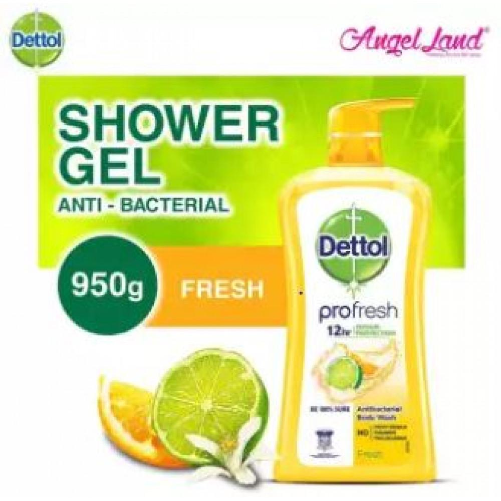 Dettol Shower Gel Fresh 950ml