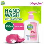 Dettol Hand Wash Skincare 250ml - 8133429