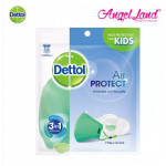 Dettol Haze Protection Kids Mask Washable with 2 filter On Pack 3033869
